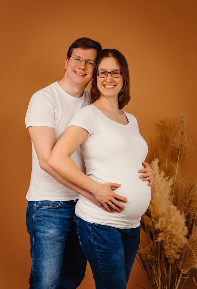 Babybauchshooting Nienburg Maren van Meer Photodesign