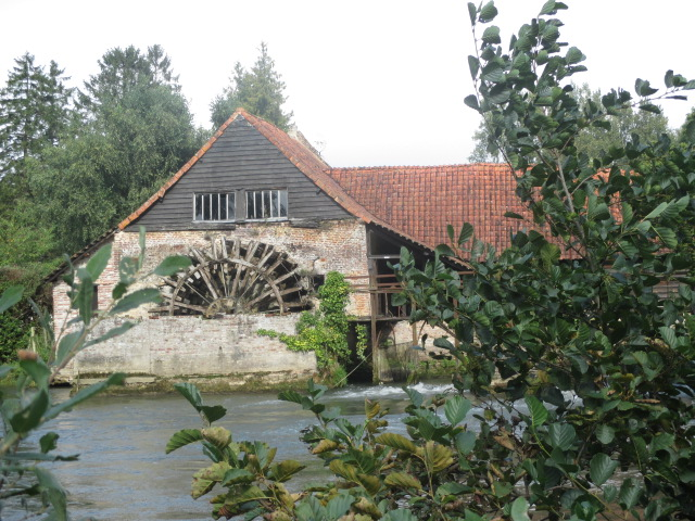 le moulin de Maintenay
