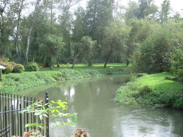 Promenade vers le Moulin de Maintenay