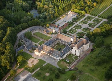 jardin et abbaye de valloires