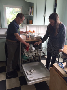 Thank you BCF for the new dishwasher!