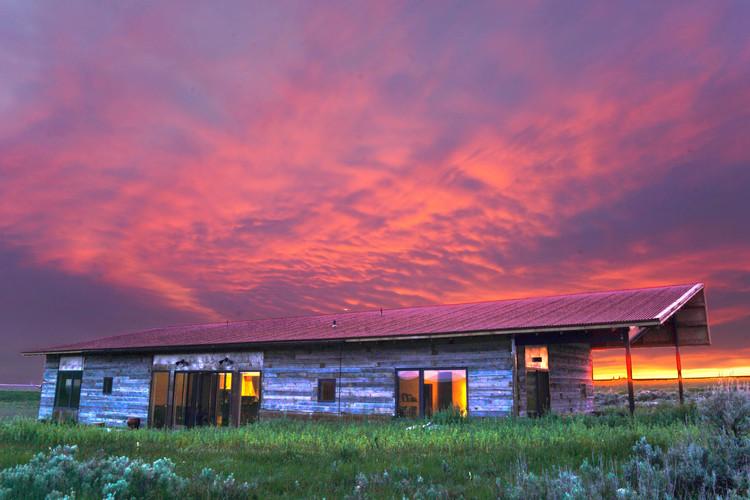 Grand Targhee Ski Ranches Long House Tet