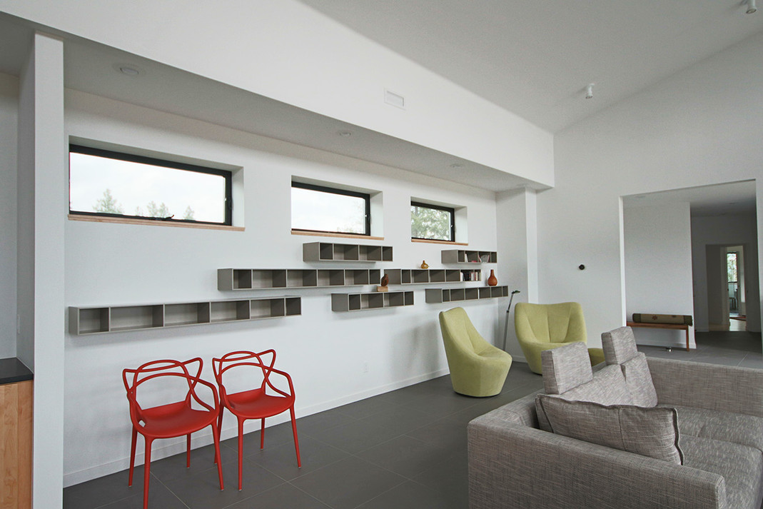Domus Residence  Hone Architects and Bui