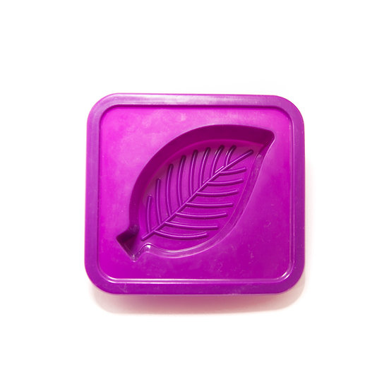 Moule silicone - Feuille