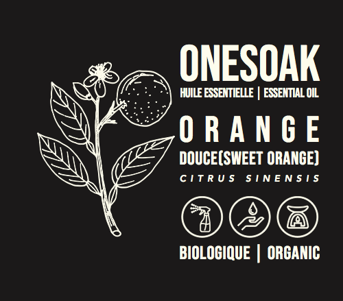 Orange douce - Biologique