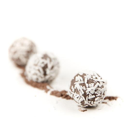 Truffle pour le corps exfoliante au chocolat