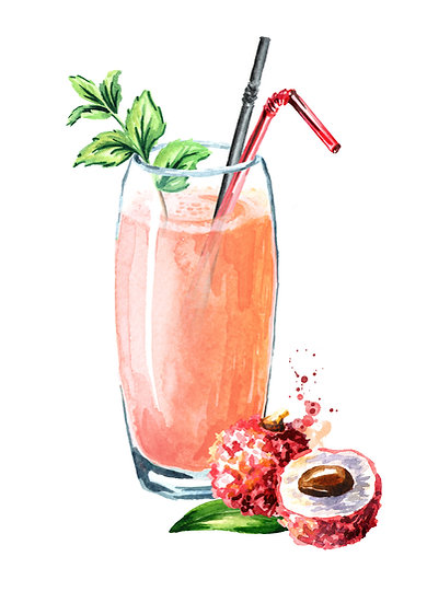 Fragrance naturelle | Lytchee