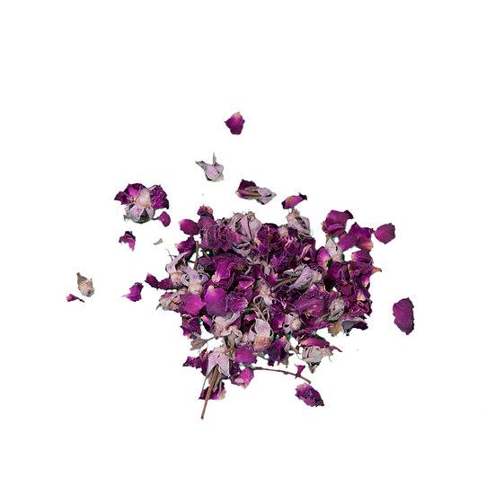 Roses séchées - biologique