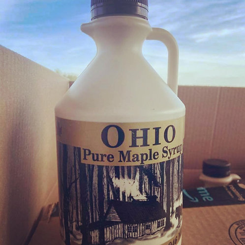 Pure Maple Syrup 1 QT.