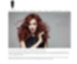 Plume Studio homepage by Kara Tomko