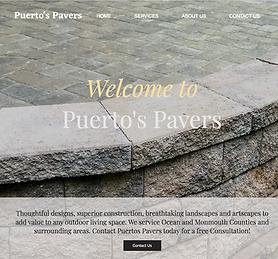 PuertosPaversLandscapingWebsite