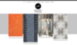 Asha Roth homepage by Kara Tomko