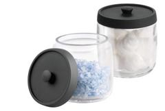 Bathroom Vanity Glass Storage Organizer