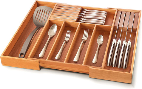 Sliverware Drawer Organizer