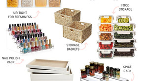 THE BEST HOME ORGANIZATION PRODUCTS