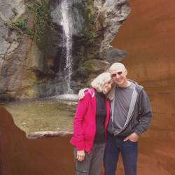 Susan and Gerry Spehar