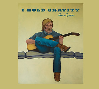 I Hold Gravity CD