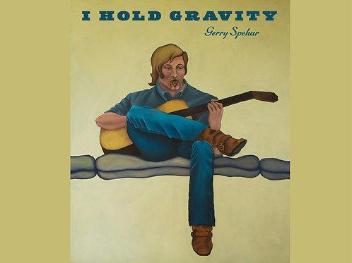 I Hold Gravity CD