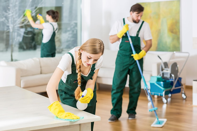 Commercial Cleaning Nottinghm