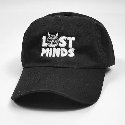 LOST WORLD CAP (BLK)