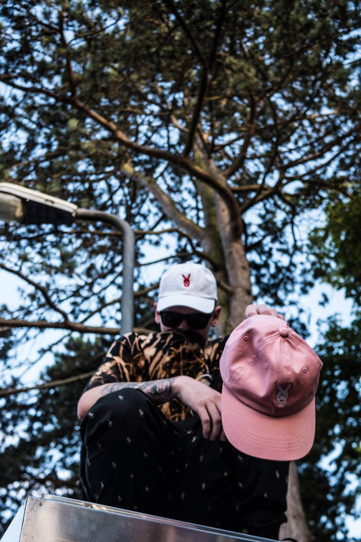 PINK & WHITE CAPS COMING SOON