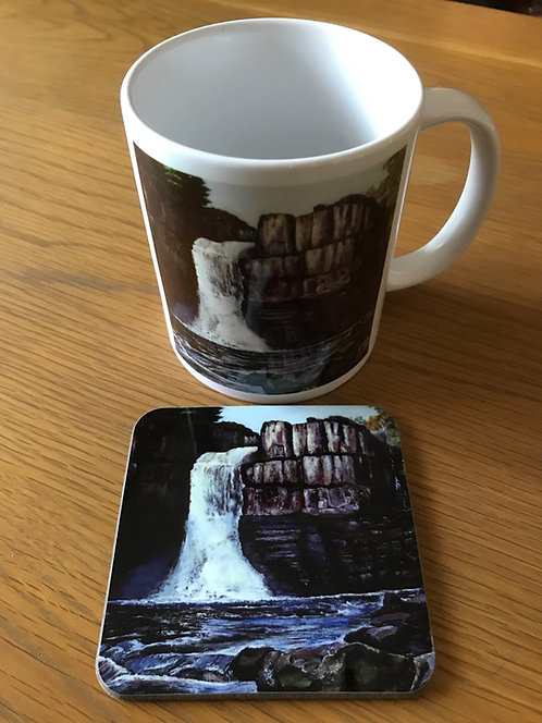 High Force Mug and Coaster