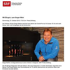 SRF, Diego Mathier, Schweizer Winzer des Jahrzehnts
