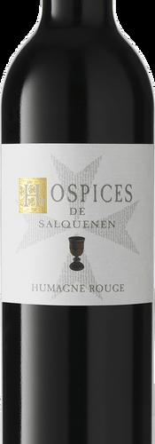 Humagne Rouge Hospices de Salquenen AOC VS