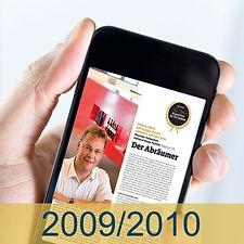 News Archiv Diego Mathier, Schweizer Winzer des Jahres