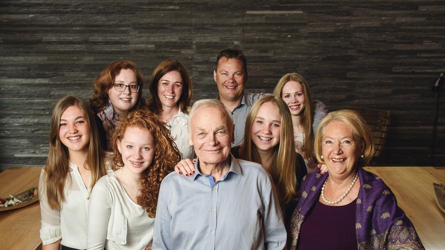 Diego Mathier & Familie