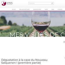Confédérés du vin - Dégustation de vin Diego Mathier