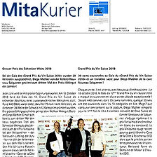 MiTa Kurier, Diego Mathier, Schweizer Winzer des Jahres