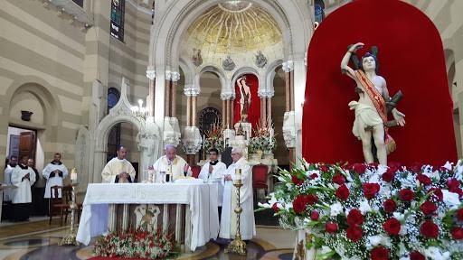 Paróquia São Sebastião dos Frades Capuchinhos