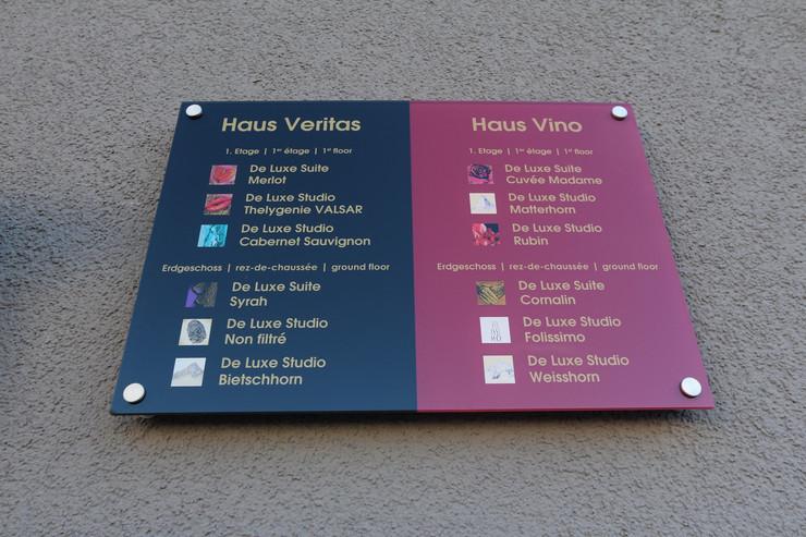 BnB Vino Veritas Salgesch