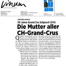 Vinum, Grand Salgesch, Diego Mathier