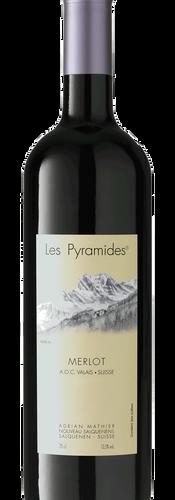 Merlot Les Pyramides AOC VS