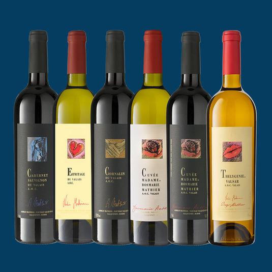 LA FAMILLE - Weinpassion pur / La passion du vin