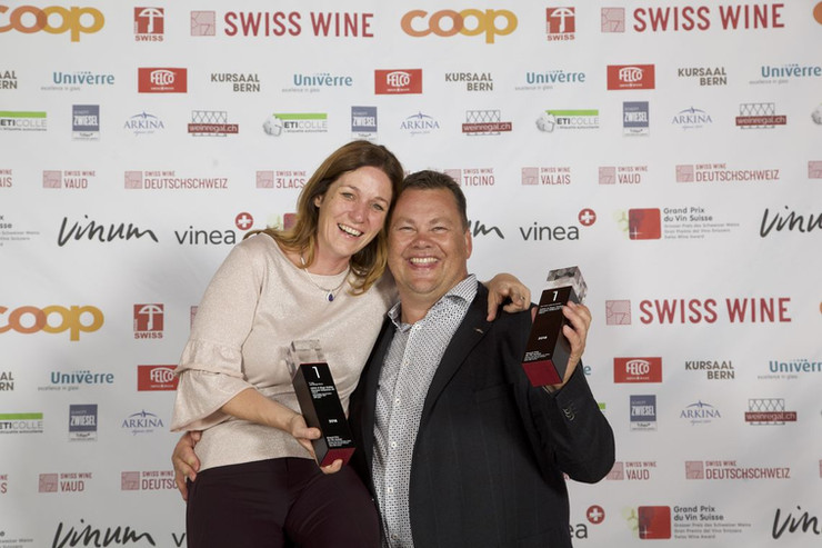 Diego Mathier, Schweizer Winzer des Jahres 2018, Schweizer Winzer des Jahrzehnts