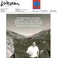Vinum Magazin, Diego Mathier, Weingut des Jahres