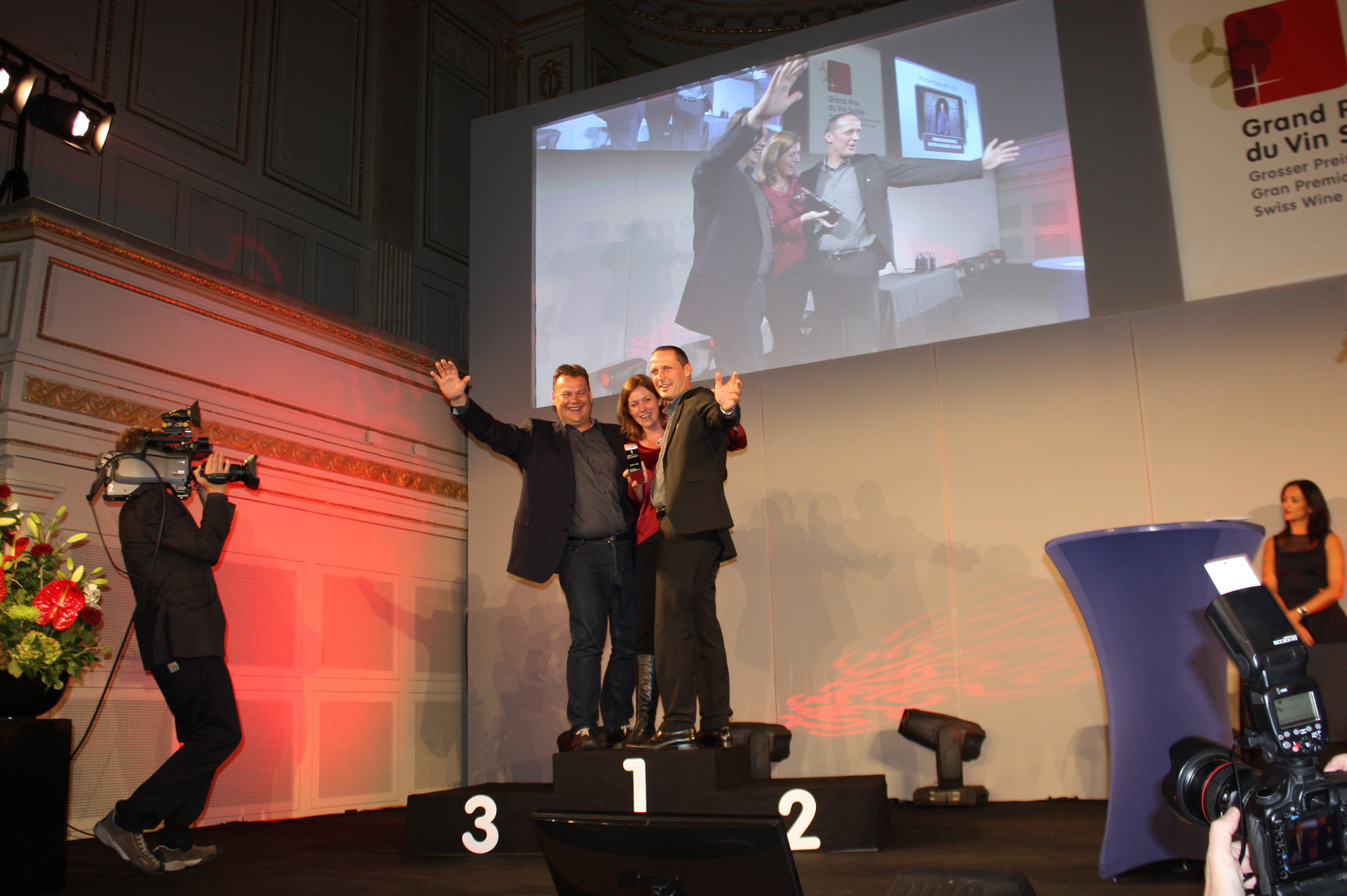 Grand Prix du Vin Suisse 2016, Diego Mathier, Schweizer Winzer des Jahres