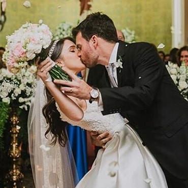 Casamento de Karina e Carlos