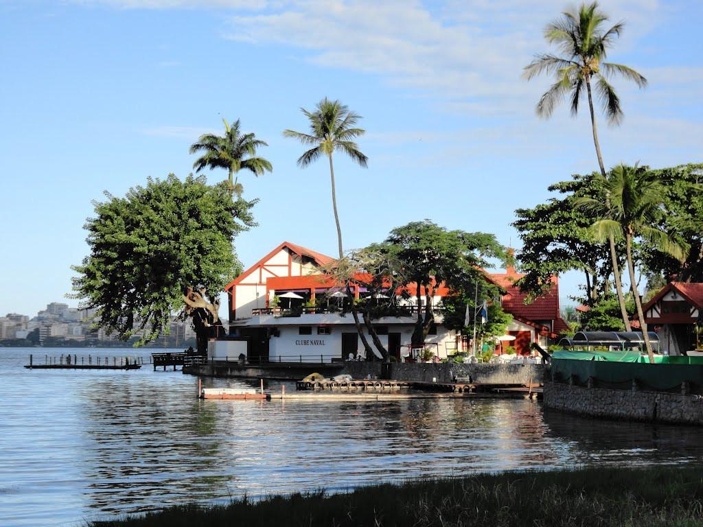 Clube Naval Piraquê - Lagoa