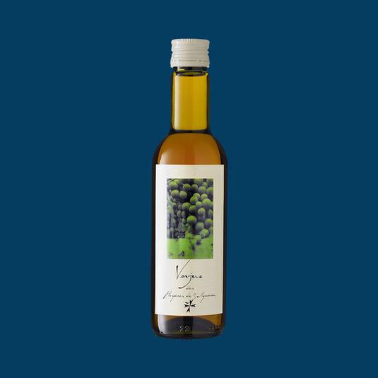 VERJUS - Alternative zu Essig & Zitrone / L'alternative au vinaigre et au jus de citron