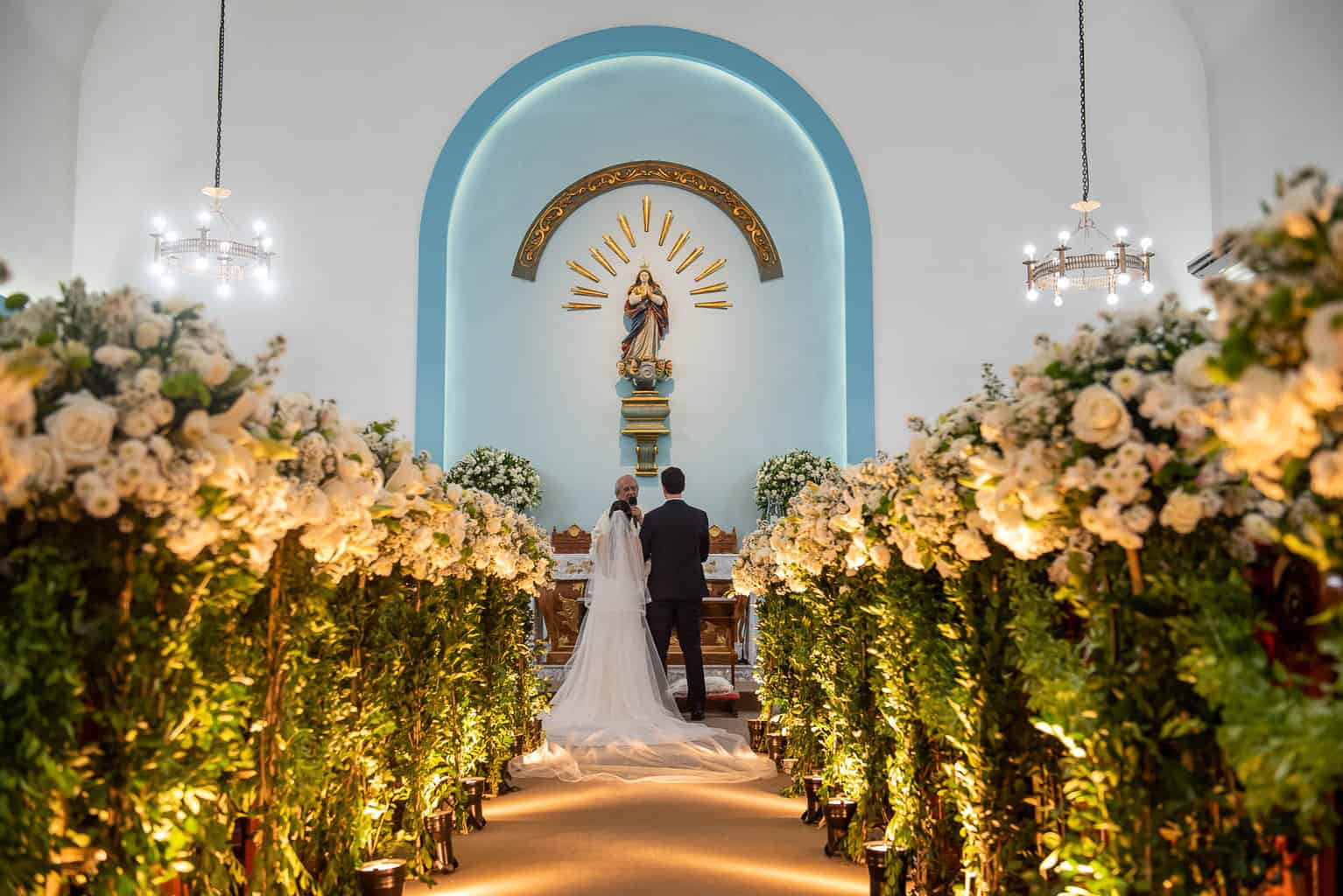 Nossa Senhora da Conceição - Gávia