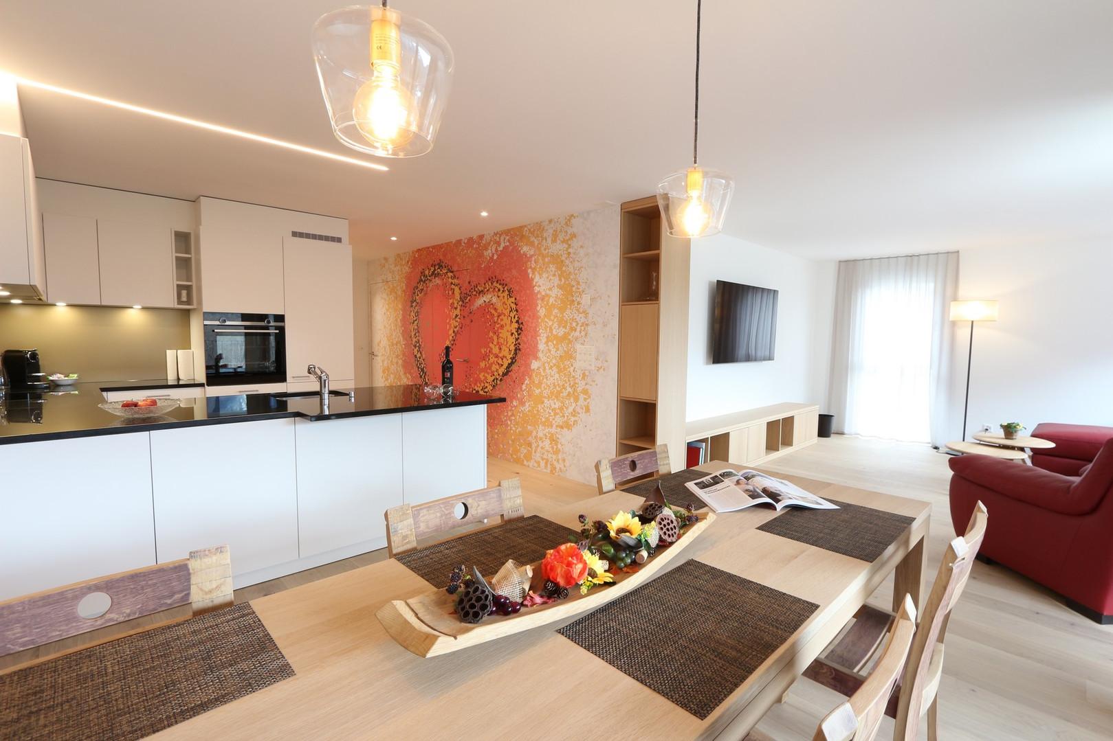 De Luxe Suite Merlot, BnB Vino Veritas, Salgesch, Diego Mathier