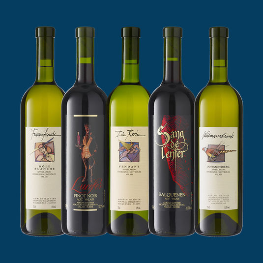 LA TRADITION - Walliser Weinbaukultur / Culture viticole valaisanne