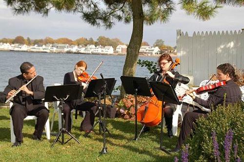 músicos para ceromônia de casamento