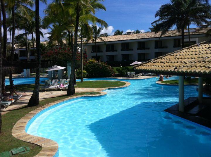 Hotel Transaméria Resort - Comandatuba - Bahia