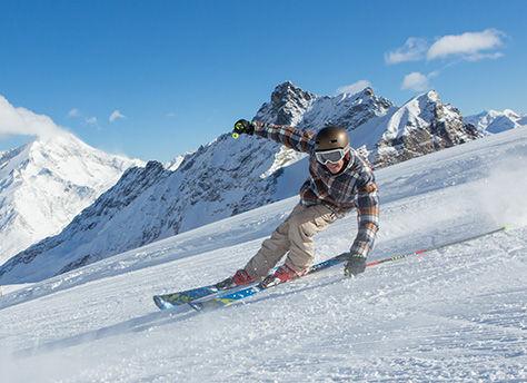 Ski fahren, BnB Vino Veritas, Skipass inklusive, Wintersportferien, Wallis, Salgesch, Diego Mathier, Schweizer Winzer des Jahres