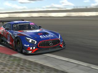 P2 and P4 for VRS Satellite Racing at IVRA Season Opener